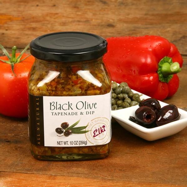 Elki 95E Black Olive Tapenade Picnic