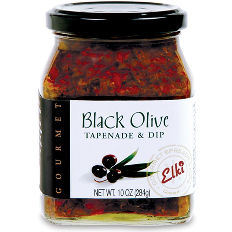 Elki Black Olive Tapenade - 95E
