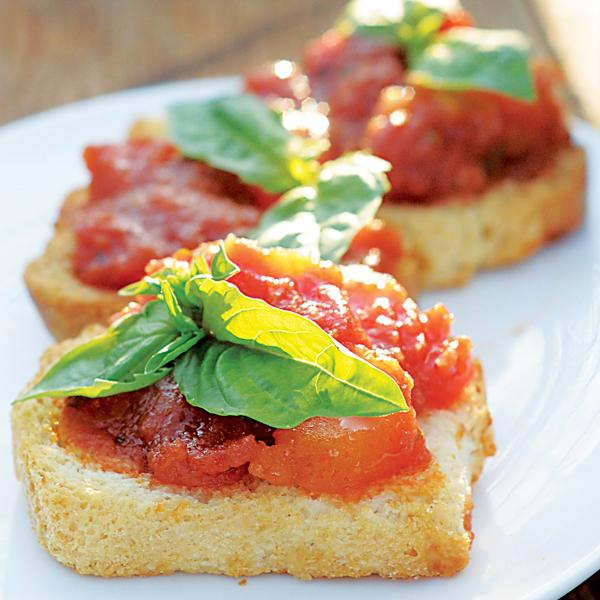 Tomato Bruschetta