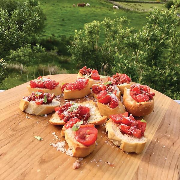 Elki Tomato Bruschetta, 90E