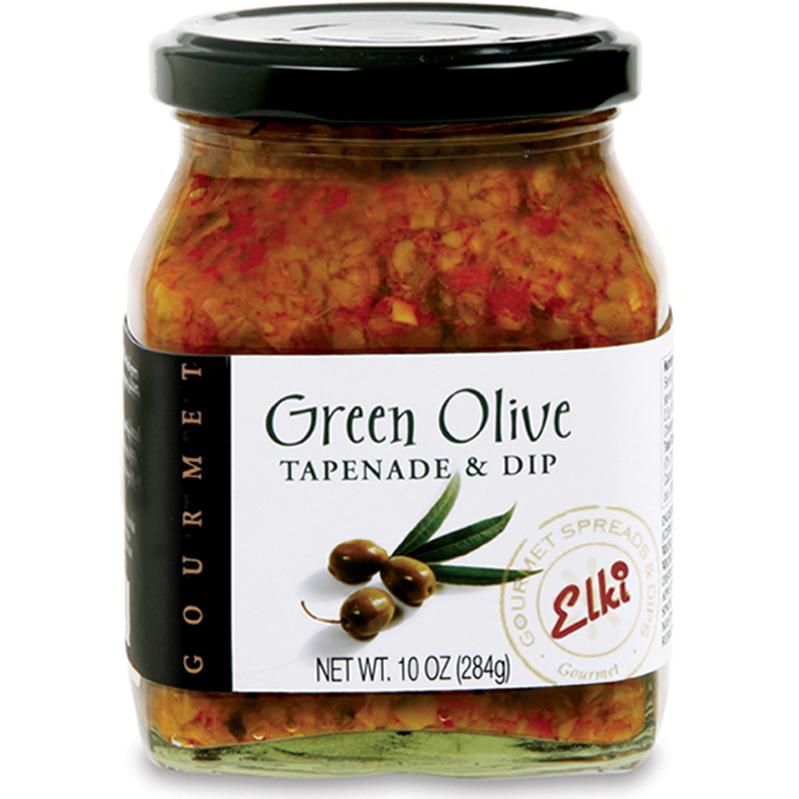Elki Green Olive Tapenade