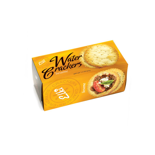 2.2oz Sesame Water Crackers