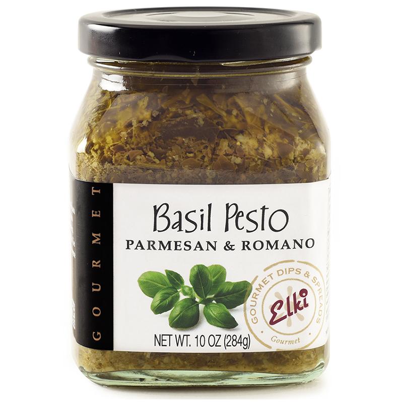 Elki 445E Basil Peston Parmesan & Romano