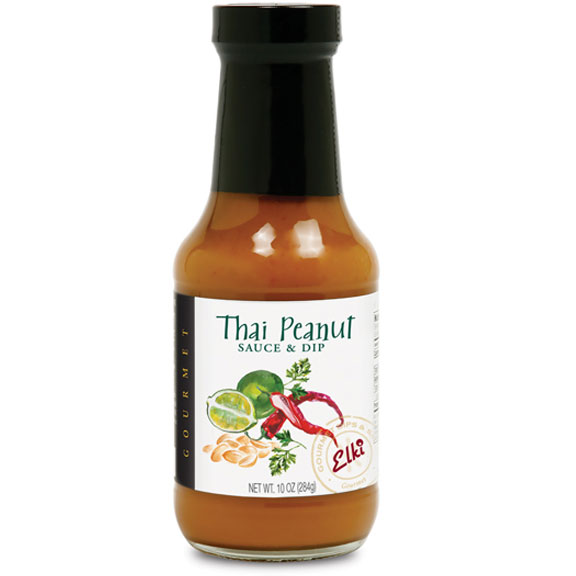 Elki Thai Peanut Sauce & Dip