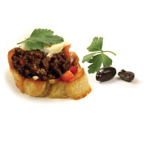 Elki Kalamata Olive & Feta Crostini Spread