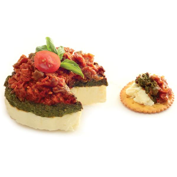 Elki Sun Dried Tomato & Parmesan Crostini Spread