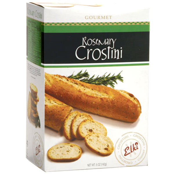 Elki 911E Rosemary Crostinis