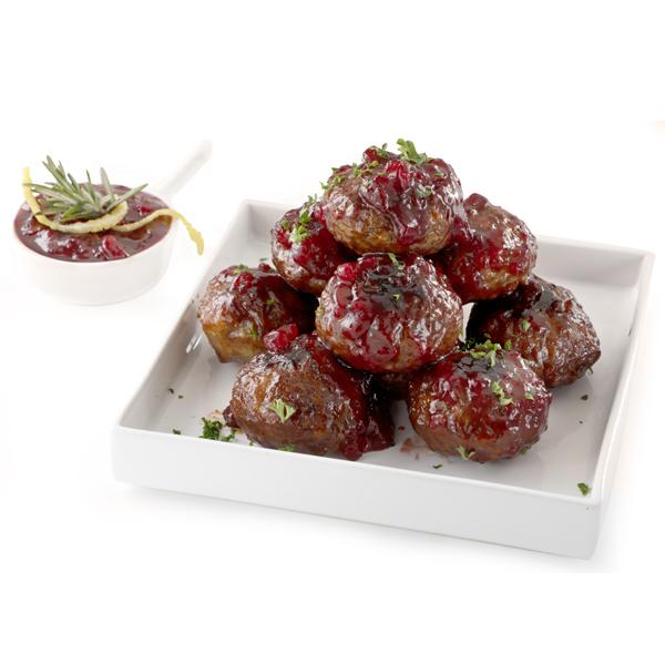 Elki 124E Lingonberry Savory Sauce Meatballs