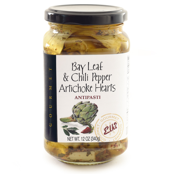 Elki 149E Bay Leaf & Chili pepper Antipasti