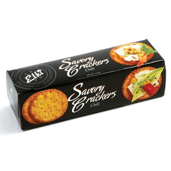 Chili Crackers