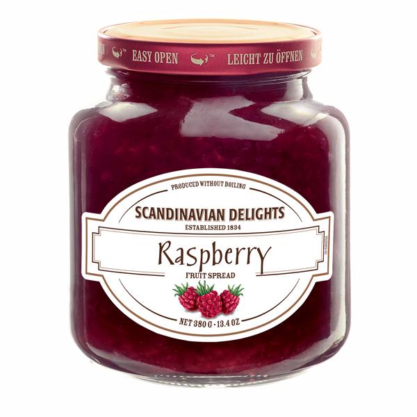 22E Raspberry Scandinavian Preserve